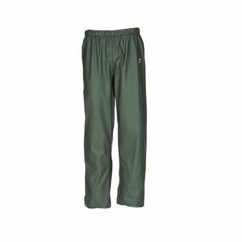 Flexothane Classic Rotterdam Rain Trousers Olive Green