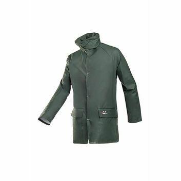 Flexothane Essential Jakarta Rain Jacket Olive Green