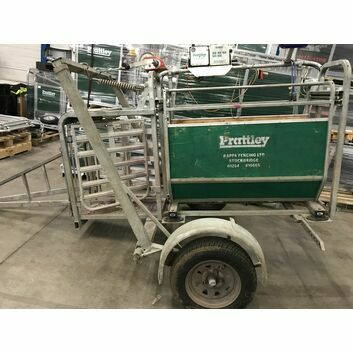 Prattley Mobile 3-Way Auto Drafter (Second Hand)