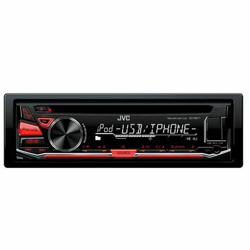 JVC KD-R671 - CD/MP3/USB/iPod Android Car Radio