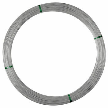 Gallagher HT (High Tension) Zinc-alu Electric Fencing Wire 1.8mm - 1250m