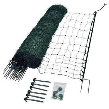 50m x 112cm Gallagher Green Poultry Netting