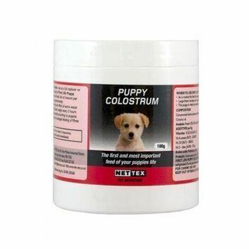Net-Tex First Life Puppy Colostrum