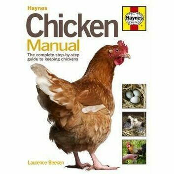 Haynes Complete Chicken Manual (Hardback)