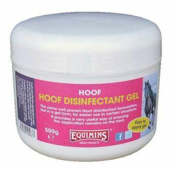 Equimins Hoof Disinfectant Gel - 500 GM TUB