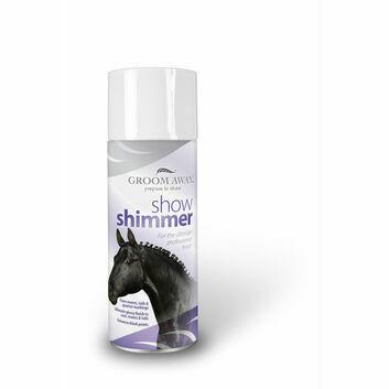 Groom Away Show Shimmer - 400 ML