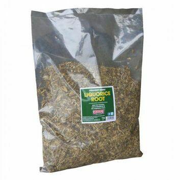 Equimins Straight Herbs Liquorice Root - 1 KG BAG