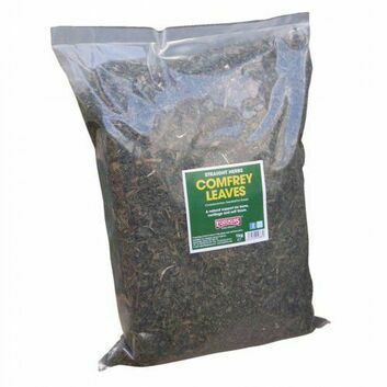 Equimins Straight Herbs Comfrey Leaves - 1 KG BAG
