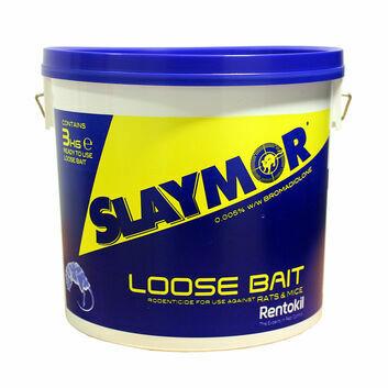 Rentokil Slaymor Loose Bait - 3 KG