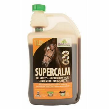 Global Herbs SuperCalm Liquid - 1 Litre
