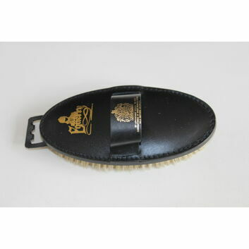 Equerry Body Brush Leather Soft Bristle SBM
