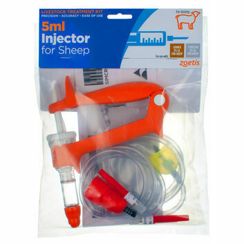 Zoetis Sheep Injector - 5 ML
