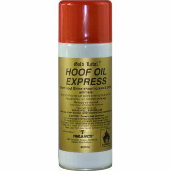 Gold Label Hoof Oil Express - 400 ML