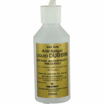 Gold Label Anti-Fungal Liquid Dubbin