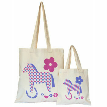 Moorland Rider Cotton Gift Bag