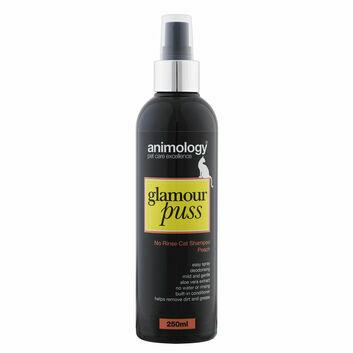 Animology Glamour Puss No Rinse Shampoo - PEACH X 250 ML