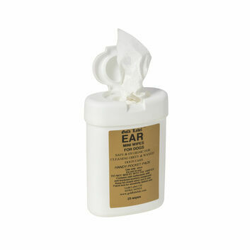 Gold Label Canine Ear Wipes