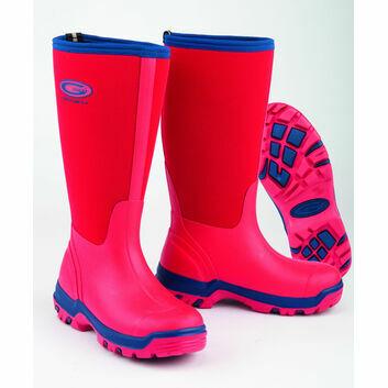 Grubs Frostline Boots Raspberry
