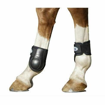 USG Fetlock Boots Breathopren Black