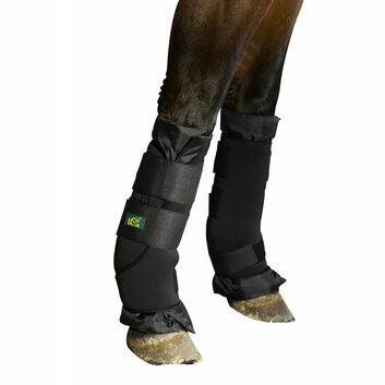 USG Stable Boots Black - BLACK X PAIR