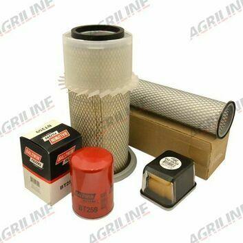 John Deere 2140, 3040, 3140, 3150, 3640 Engine Filter Service Kit
