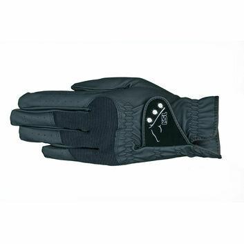 RSL Reno Riding Gloves Black