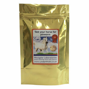 Westgate Laboratories Pinworm Test Kit for - ONE HORSE