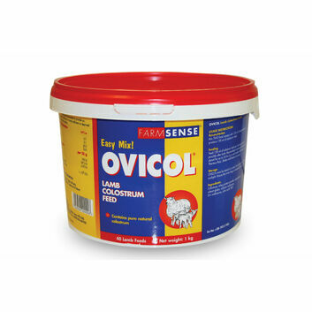 Farmsense Ovicol Lamb Colostrum Feed
