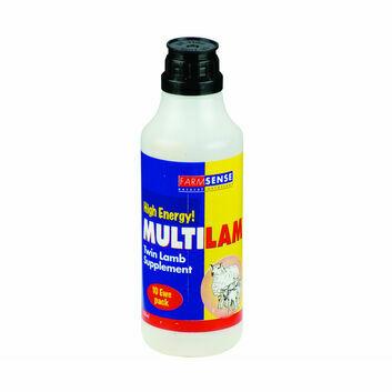 Farmsense Multilam Twin Lamb Supplement - 500 ML