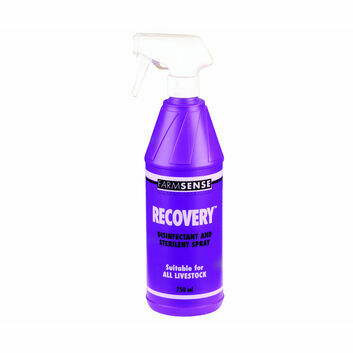 Farmsense Recovery Disinfectant Spray - 750ml