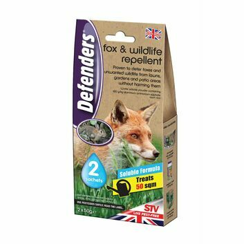 Defenders Fox & Wildlife Repellent - 2 X 50 GM SACHET