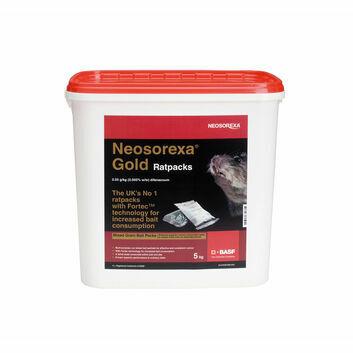Neosorexa Gold Ratpacks - 5 KG