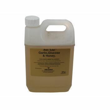Gold Label Garlic Glucose & Honey