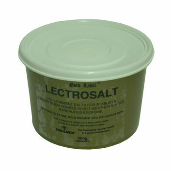 Gold Label Lectrosalt - 500 GM