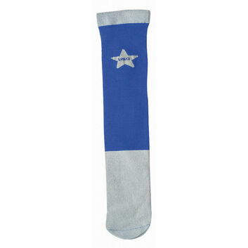 USG Sockies Soft Royal Blue/Grey