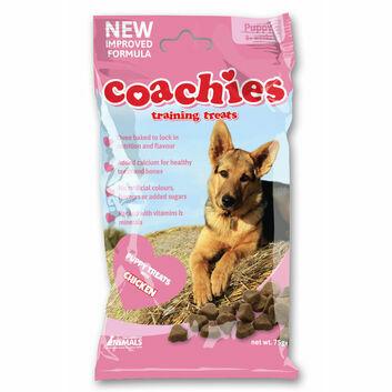 Coachies Training Treats Puppy - 75 GM