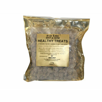 Gold Label Herbal Healthy Treats Mint/Herb