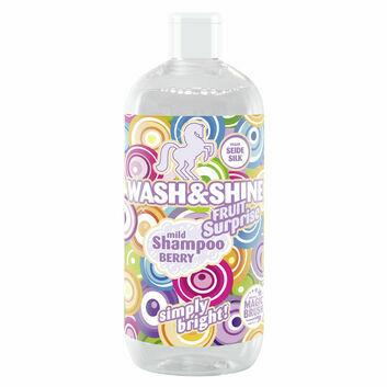 MagicBrush Wash & Shine Shampoo Fruit Surprise x 500 Ml - 500ML