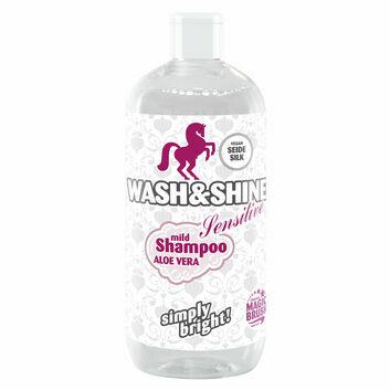 MagicBrush Wash & Shine Shampoo Sensitive x 500 Ml - 500ML