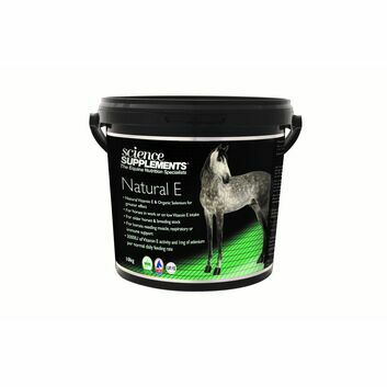 Science Supplements Natural E - 1.32 KG TUB