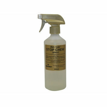 Gold Label Stop Chew Spray - 500 ML