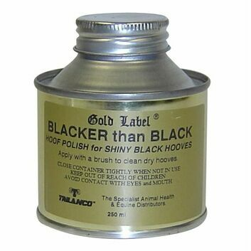 Gold Label Blacker than Black - 250 ML