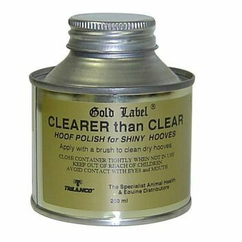 Gold Label Clearer than Clear - 250 ML