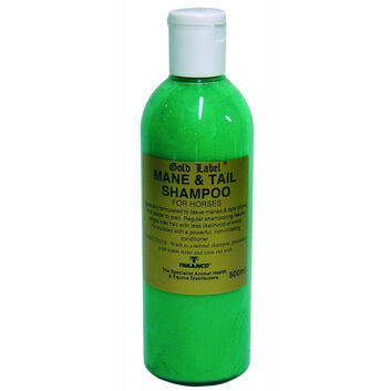 Gold Label Mane, Coat & Tail Shampoo/Conditioner - 500 ML