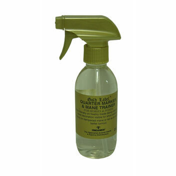 Gold Label Quarter Marker & Mane Trainer Spray - 250 ML