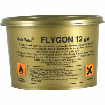 Gold Label Flygon 12 Gel - 250 GM