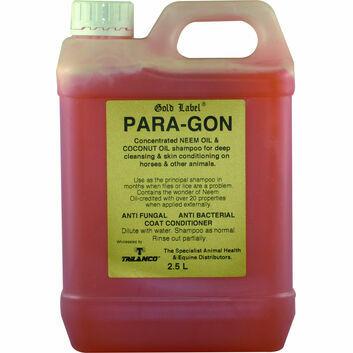 Gold Label Para-Gon Shampoo