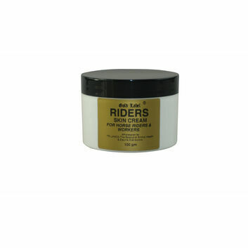 Gold Label Riders Skin Cream - 100 GM