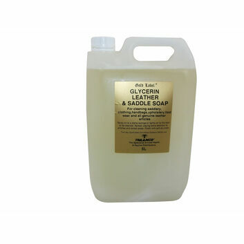 Gold Label Glycerin Leather & Saddle Soap Liquid