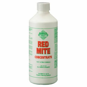 Barrier Red Mite Liquid Concentrate